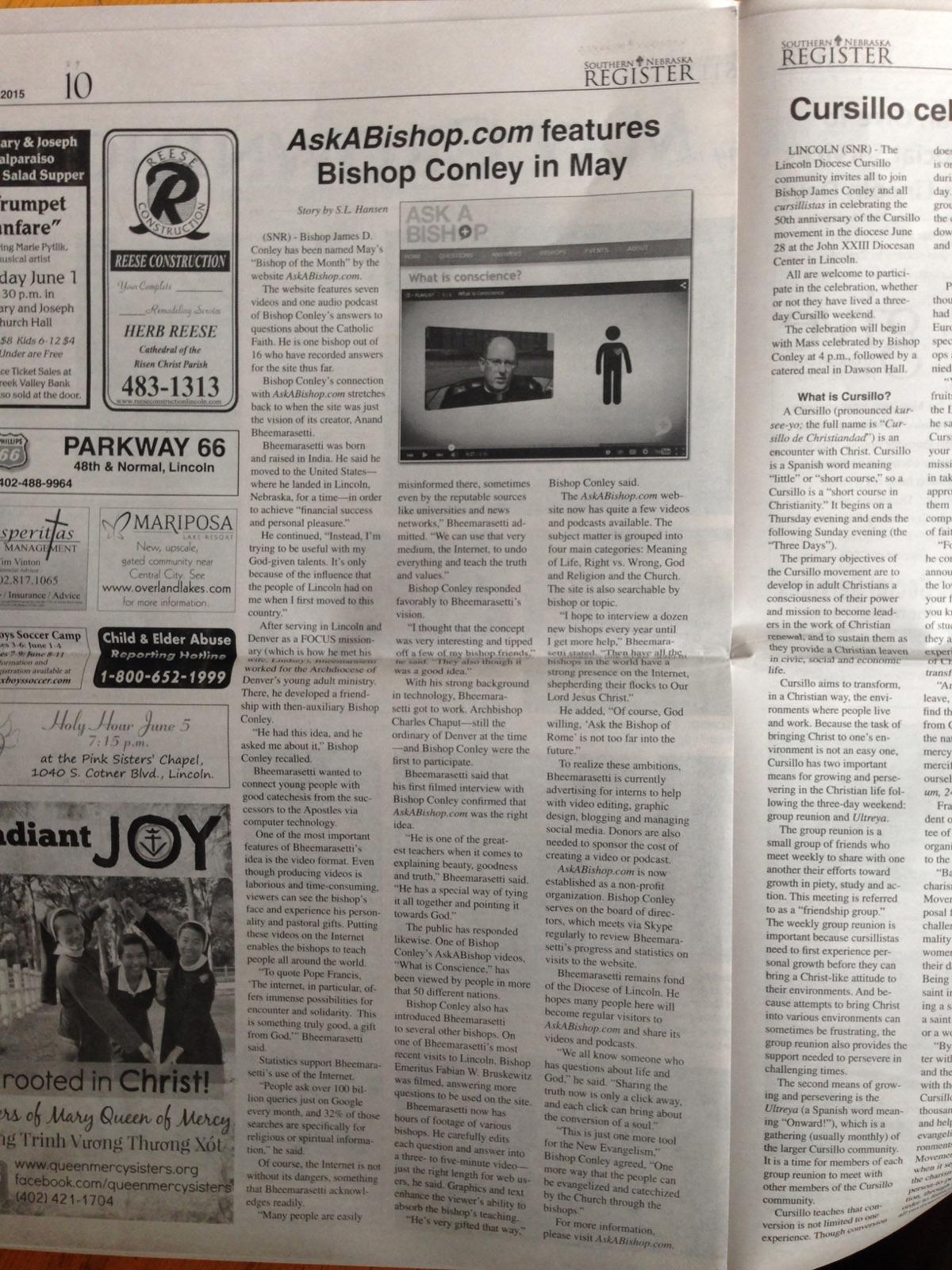 Nebraska Register